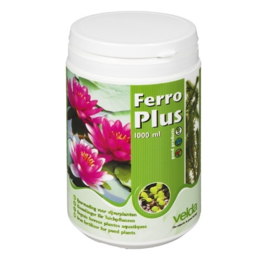 Ferro plus 1000ml vijverplanten ijzer voeding