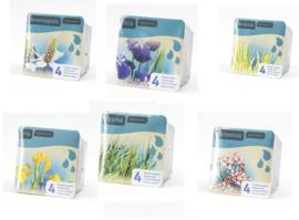 6x Mixpakket - Vijverplanten