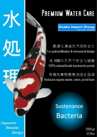 Sustenance Bacteria - (slip opruimende bacteriën)