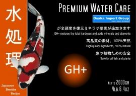 Premium Water Care GH+