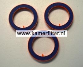 Ring luchtuitstromer 125mm
