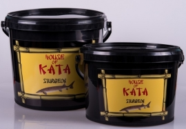 House of Kata Sturgeon 2,5 liter steurvoer