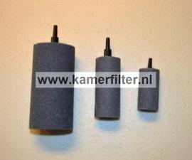Cilinder luchtsteen 50x100mm