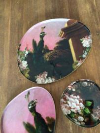 Plates, set van 3