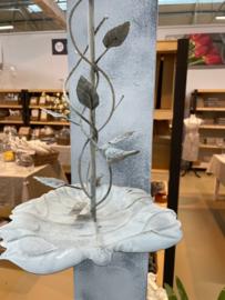 Vogel voederschaal hanger