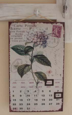 Magneet-kalender