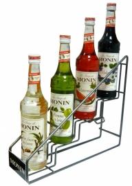 MONIN Metal Rack ( 4 Bottles )
