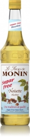 Monin Noisette - Hazelnoot (suikervrij) 70cl