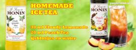 Monin Peach Tea 70cl