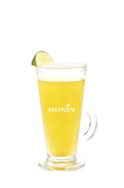 Passion Fruit & Ginger Hot Lemonade