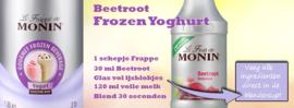 MONIN FRUITMIX Beetroot - rode biet 1 Liter