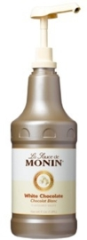 Monin Topping White Chocolate 1,89 Liter