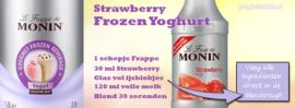 MONIN Frappe Yogurt 1.36 kg
