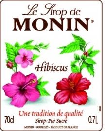 Monin Hibiscus 70cl