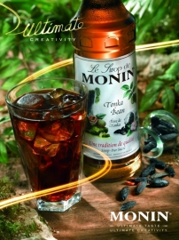 Monin Tonka Bean 70cl