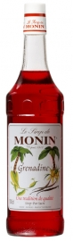 Monin Grenedine 1 Liter GLASFLES