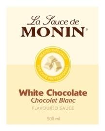 Monin Topping White Chocolate 1,89 Liter