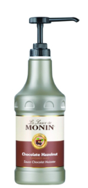 Monin Topping Chocolate Hazelnut 1,89 Liter