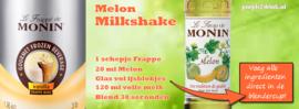 MONIN Frappe Vanilla 1.36 kg