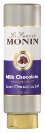 MONIN TOPPING Milk Chocolate 50cl