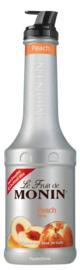 MONIN FRUITMIX Peach - Perzik 1 Liter