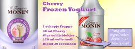 MONIN FRUITMIX Cherry 1 Liter