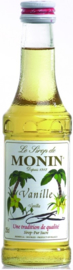 MONIN Vanille 25cl