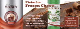 MONIN Frappe Chocolate 1,36 kg