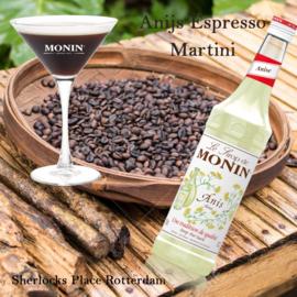Anise espresso martini