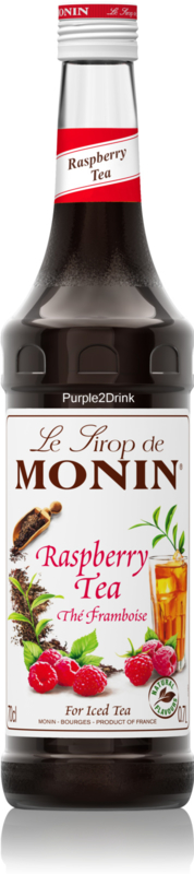 Monin Raspberry Tea 70cl