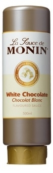Monin Topping White Chocolate 50cl
