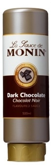 Monin Topping Dark Chocolate 50cl
