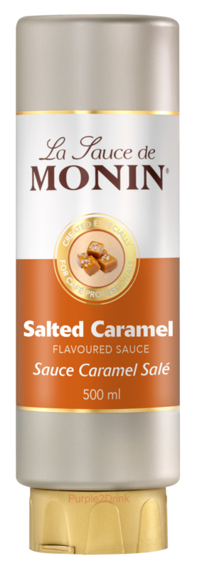 Monin Topping Salted Caramel 50cl