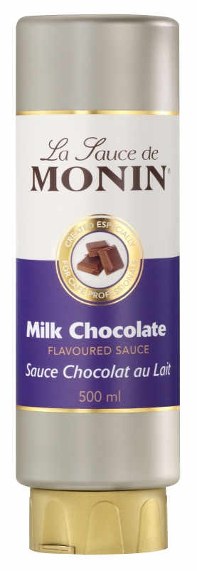MONIN TOPPING Milk Chocolate 50cl
