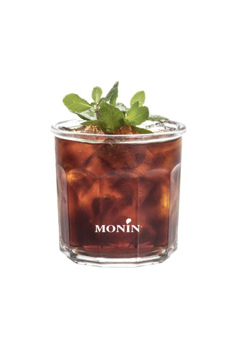 cold brew mojito mint