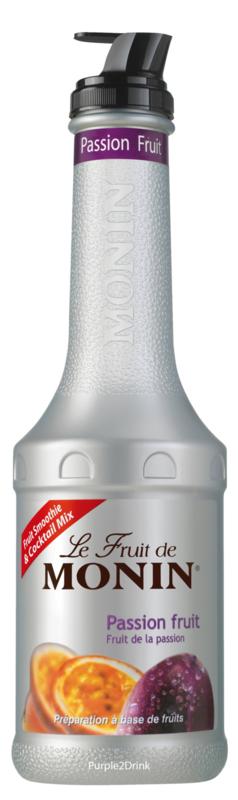 MONIN FRUITMIX Passion Fruit  1 Liter