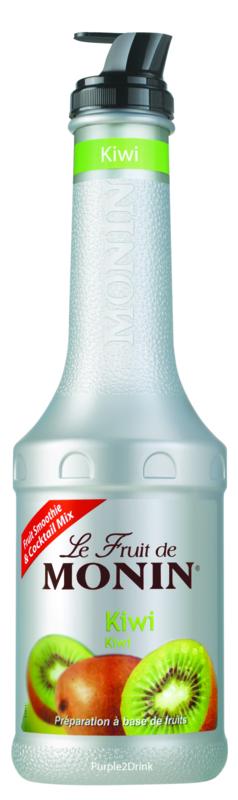 MONIN FRUITMIX Kiwi 1 Liter