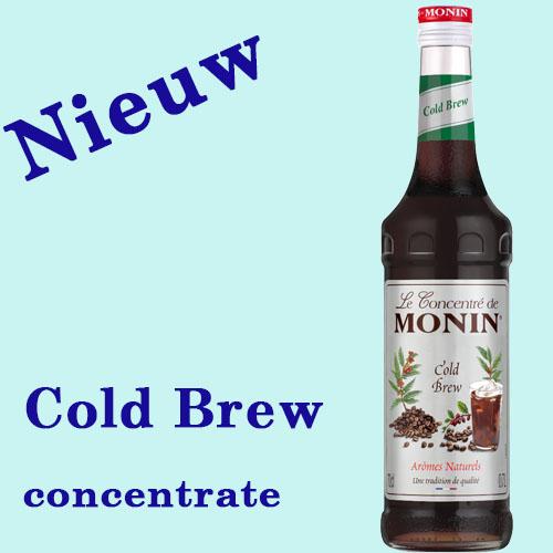Nieuw Cold Brew