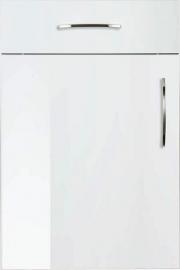 2312 Elegant Wit hoogglanslak