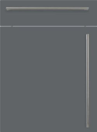 3000-216 Exquice Colourline Onyxgrijs matlak
