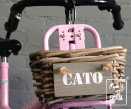 Kinderfietsmandje mini (18x18x10cm)
