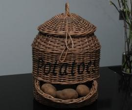 Mand voor aardappels (28 x 40 cm)
