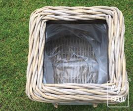 Kleine strakke zuil (30x30x60cm)