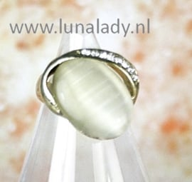 Ring parelmoer  6126