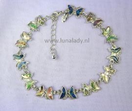 Enkelbandje vlinder