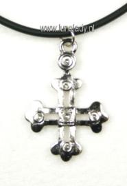 halsketting kruis