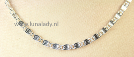 7078  Collier 4 mm.