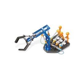 Bouwpakket hydraulische arm - 8+  KidzLabs
