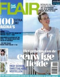 Flair 22 2014 - 3D plankjes Adonde en Taartplateau CocoBoheme
