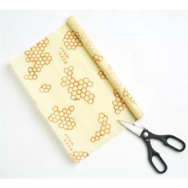 Bee's Wrap bijenwasdoek op rol XXL